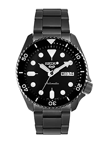 Seiko Men's Analogue Automatic Watch with Stainless Steel Strap SRPD51K1