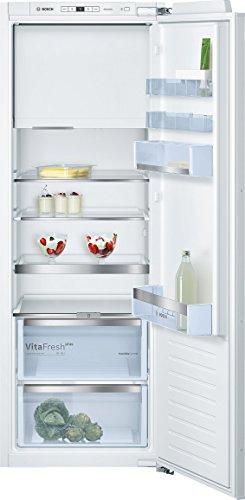 Bosch KIL72AF30 Serie 6 Einbau-Kühlschrank mit Gefrierfach / A++ / 158 cm Nischenhöhe / 196 kWh/Jahr / 248 L / VitaFresh plus / VarioShelf