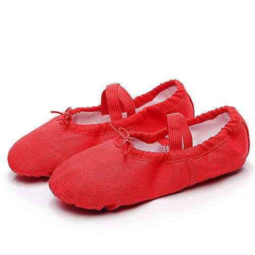 QHGao Kinder Doek Hoofd Dansschoenen, Kat Klauw Schoenen, Dansende Schoenen, Yoga Schoenen, Ballet Schoenen, Die zijn duurzamer en voldoen aan de behoeften van verschillende voettypen