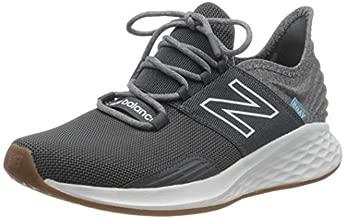 New Balance mens Fresh Foam Roav V1 Sneaker, Lead/Light Alluminum, 10.5 Wide US
