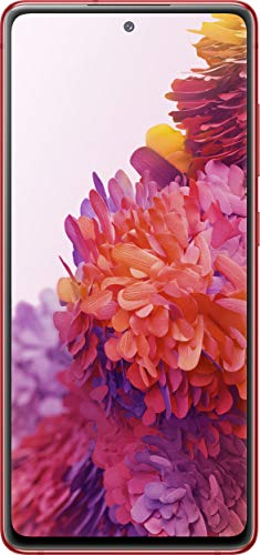 Samsung Galaxy S20 FE 4G G780F-DS 128GB 8GB RAM Versione Internazionale - Nuvola Rosso