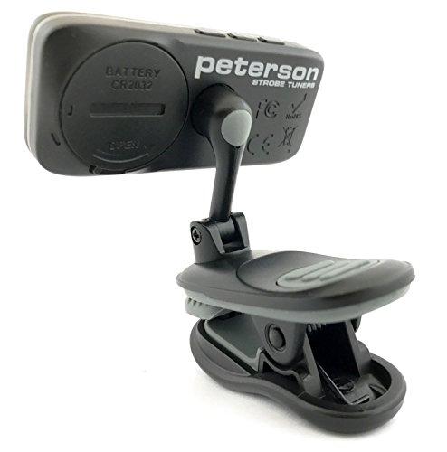 Petersonピーターソンクリップ式ストロボ・チューナーStroboClipHD【国内正規輸入品】