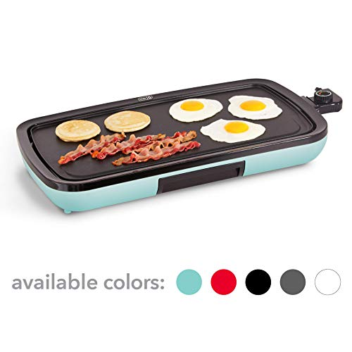 DASH DEG200GBAQ01 Everyday Nonstick Electric Griddle 10""