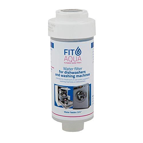 Fit Aqua AWF-WSM-W antikalk was- en vaatwasserfilter