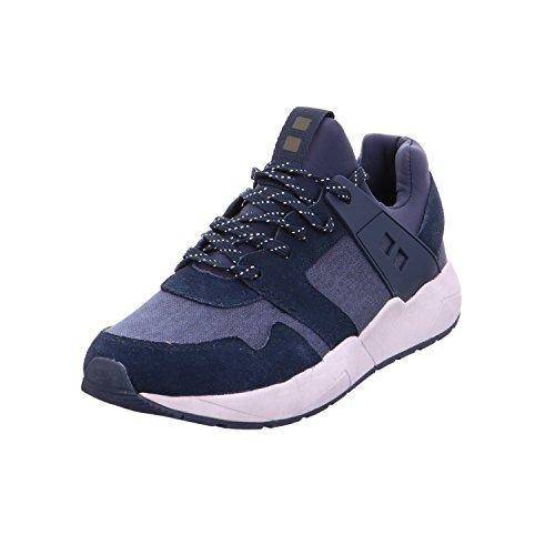 Mundart Sneaker Faro Größe 42, Farbe: Blau