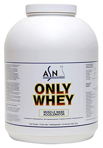 ASN ONLY WHEY - Vainilla - 2kg