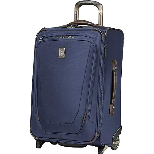 Travelpro Crew 11 22' Expandable Upright Suiter Carry On Luggage, Navy