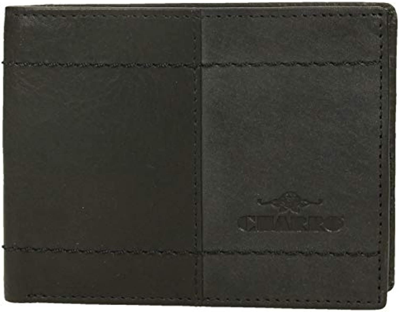 Portemonnaie Charro, Leder, ohne Reißverschluss B07J2172CL
