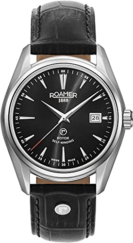 Roamer Searock Classic 210633 41 55 02 - Reloj de pulsera automático