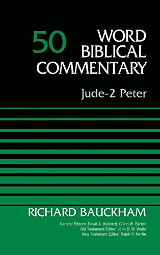 Compare Textbook Prices for Jude-2 Peter, Volume 50 Word Biblical Commentary Revised Edition ISBN 9780310521693 by Bauckham, Dr. Richard,Hubbard, David Allen,Barker, Glenn W.,Watts, John D. W.,Martin, Ralph P.