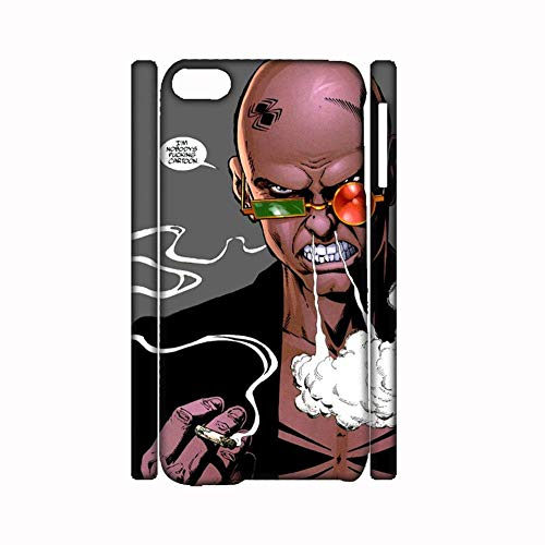 Desconocido Man Cases Hard Pc Character Compatible with iPhone 7Plus 8Plus with Comics