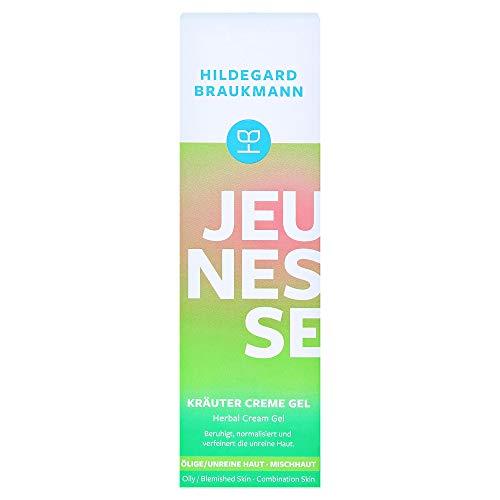 Hildegard Braukmann Jeunesse Kräuter Creme Gesichtsgel, 50 ml