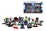 Jada Toys DC Comics 1.65' Die-cast Metal Collectible Figures 20-Pack Wave 3, Toys for Kids and Adults