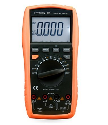 VICTOR LCD 88E Special Best Scientific Range Digital Multimeter Auto/Manual Range Operation Way 3 times/s Sampling Rate
