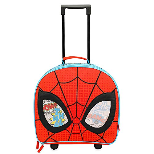 Marvel Spider-Man Small Rolling Luggage