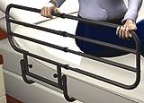 rehastage PIVOT-RAIL Bettgriff Bettgitter Einstiegshilfe verstellbar, schwenkbar beidseitig verwendbar - 5