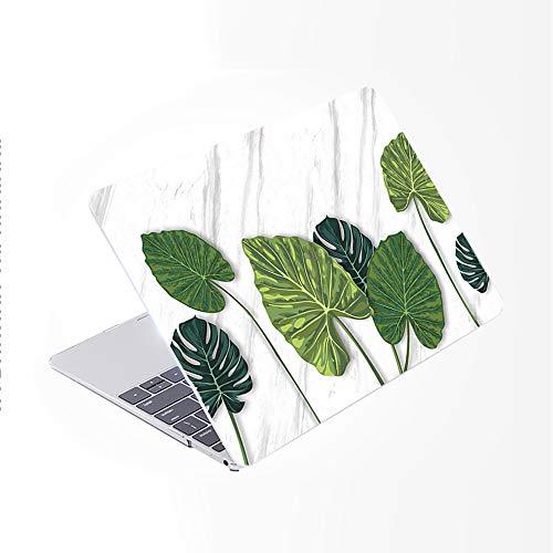 SDH Funda compatible con MacBook Pro Retina de 13 pulgadas (lanzamiento de 2015 a finales de 2012),cubierta de teclado degradado para Mac Book Pro 13 (A1502/A1425), hermosas hojas 9