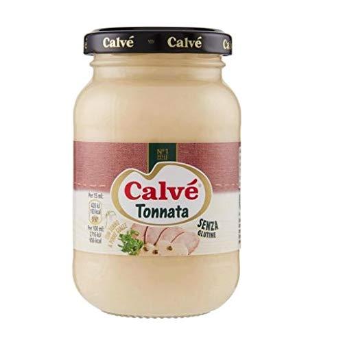 Calvè Salsa Tonnata Thunfischsauce würzen soße Salad sauce 225 ml
