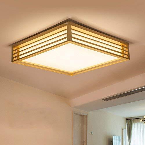 luz techo madera de la marca YXZQ