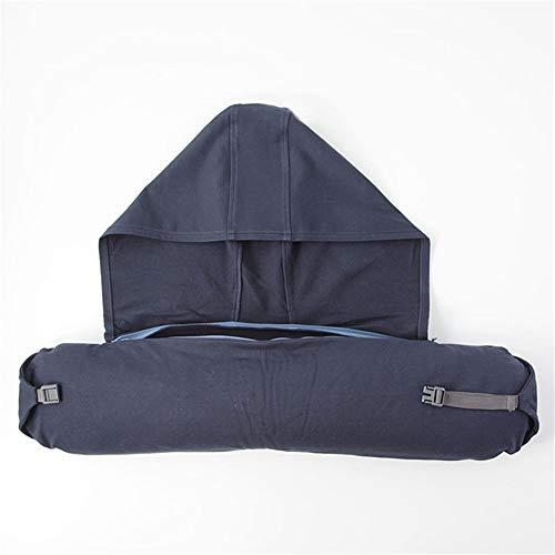 Yhjkvl Almohada para el cuello creativa en forma de U, almohada personalizada para el cuello, almohada de viaje de avión, almohada multifunción para oficina, uso en casa, almohada de viaje