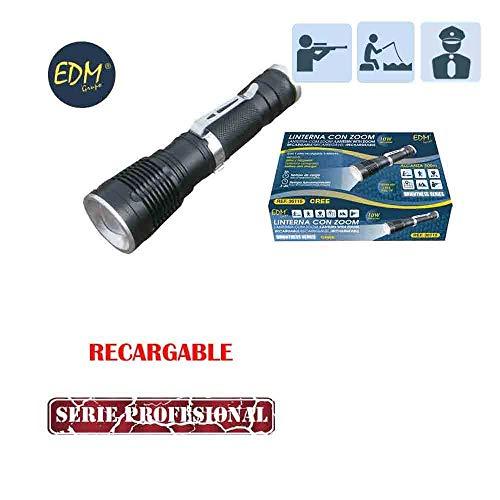 Lampe torche Zoom 11.5 cm 10 W 800 lumens