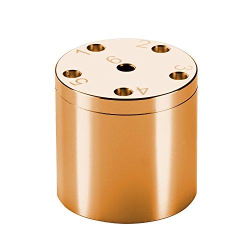 BestSaller - Reise- & Kompaktspiele in Gold, Größe 5 cm, Ø 5 cm