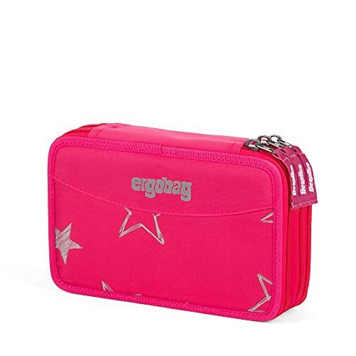 ergobag Maxi-Mäppchen - befüllt, 40 teilig - CinBärella - Pink