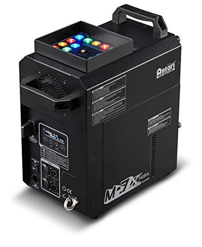 ANTARI M-7X RGBA Stage Fogger | 1500-W-Nebelmaschine mit LED-Beleuchtung, senk-/waagerechtem Betrieb für Bühnen- und Touringeinsätze
