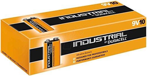 Duracell Industrial 9V Single-use battery Alcalino