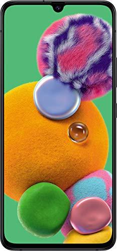 SAMSUNG SM-A908B Galaxy A90 5G ohne Vertrag schwarz