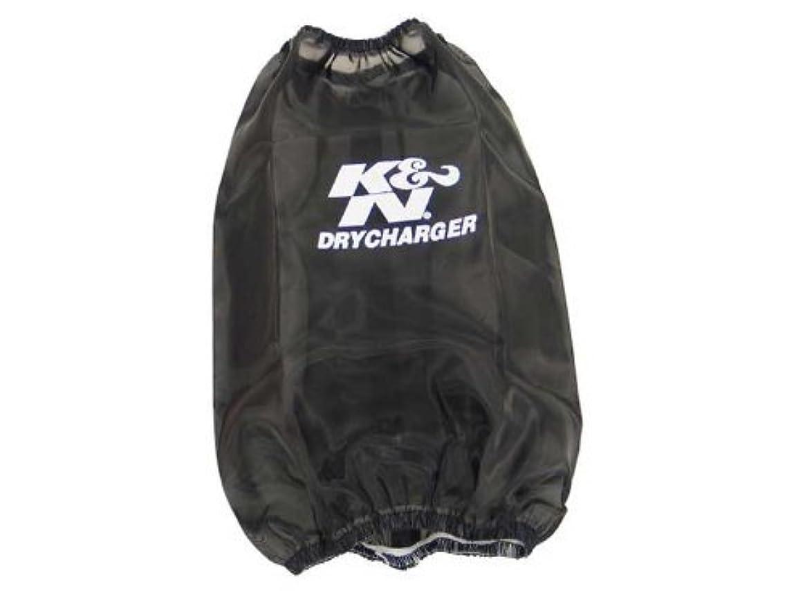 そんなに乳製品化粧K&N RF-1032DK Black Air Filter Wrap [並行輸入品]