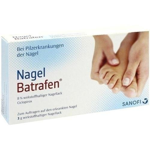 NAGEL BATRAFEN 3g Lösung PZN:4512263