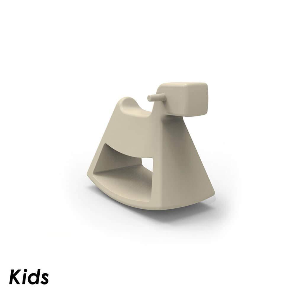 Vondom Rosinante Kids caballo balancín para niños de exterior ecru: Amazon.es: Jardín