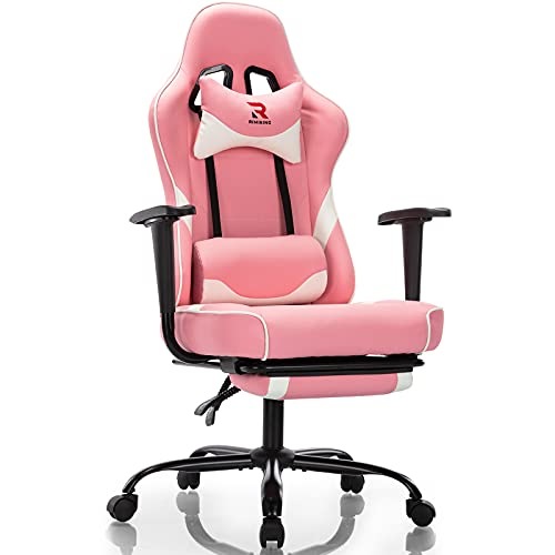 Rimikking Bonded Leather Gaming Chair