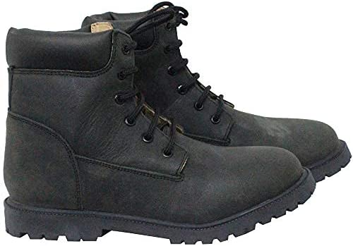 Kids Hiking Boots, Shoes, 100% Real Leather