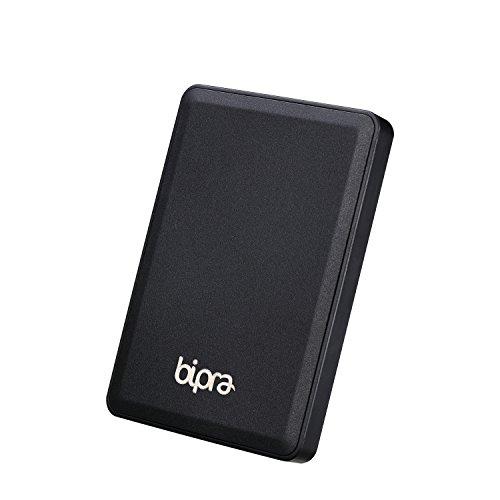 Bipra S3 2.5 Zoll USB 3.0 NTFS Portable Externe Festplatte - Schwarz (320GB)