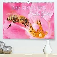 Suesses Gold: Imker, Bienen & Honig (Premium, hochwertiger DIN A2 Wandkalender 2022, Kunstdruck in Hochglanz): Honig: Fluessiges Gold der Bienen (Monatskalender, 14 Seiten )
