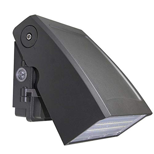 60W LED Wall Pack Light with Dus...