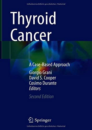 Thyroid Cancer A Case Based Approach product image