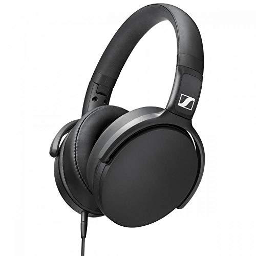 Sennheiser HD 400S Over-Ear-Kopfhörer mit Smart Remote ̶̶ schwarz