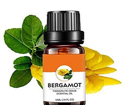 Bergamotte Pflanze Ätherisches Öl Tragbare Hautpflege Ätherisches Öl Reines Unverwässerte Ätherisches Öl Comfortable Massage Ätherisches Öl Beauty Supplies 10ml Ideale Wahl Praktische