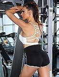 Zoom IMG-2 wayleb pantaloncini sportivi da donna