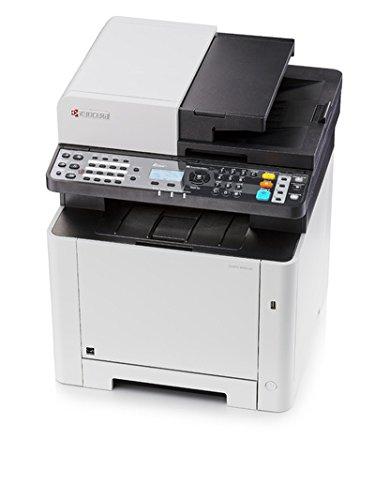 KYOCERA ECOSYS M5521cdn Laser A4 Color Blanco - Impresora