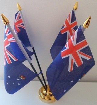 Victoria Australia Flagge Table