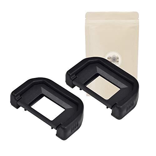 Nero Elegante oculare EF per Canon EOS 1300D 1100D 500D 550D 40D 400D 450D 750D
