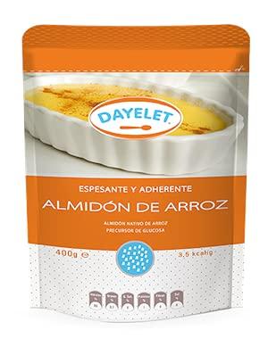 Dayelet - Almidon Arroz Sin Gluten Dayelet - 400 Gramos