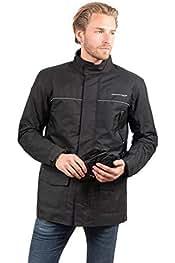 color negro talla L Rider-Tec/ /Chaqueta de moto textil RT-0700-B