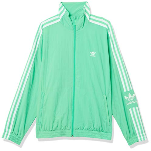 adidas Originals Damen Lock Up Track Top Jacke - Grün - X-Small