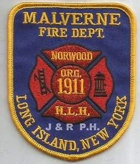 Malverne Fire Dept. / Long Island, New York (3.25