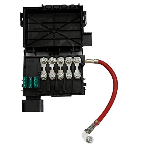 Twowinds - 1J0937550A Batterie Sicherung box Beetle Golf Jetta A3 S3 Leon Toledo Octavia